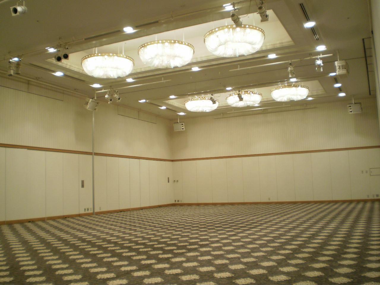 長崎ワシントンホテル会場写真 3