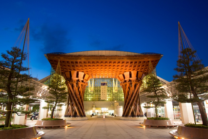 金沢白鳥路ホテル山楽会場写真 4